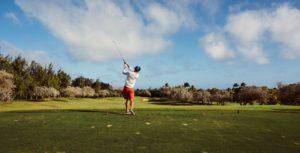 the basics of golfing